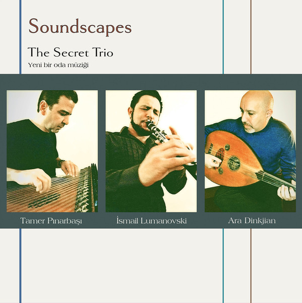 The Secret Trio Soundscapes cover